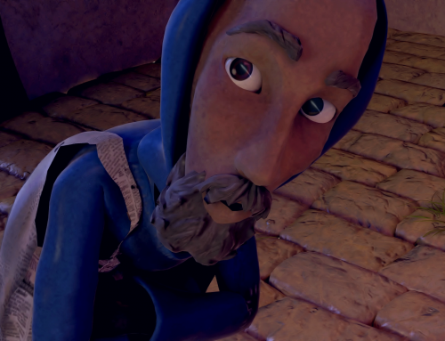 5º Bitácora de Moravilla (Rig & Animación)